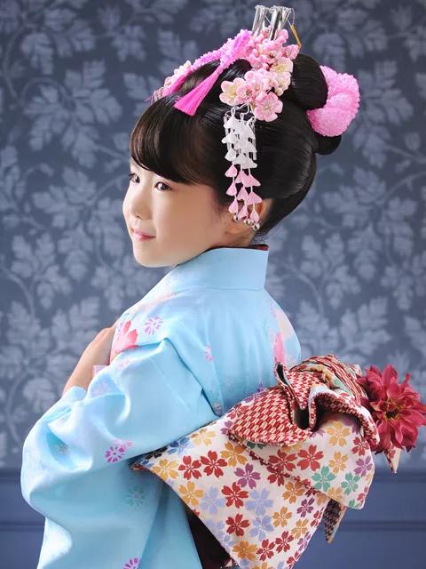 七五三写真の日本髪の髪飾りはどうする?可愛い髪飾りと選び方を紹介15