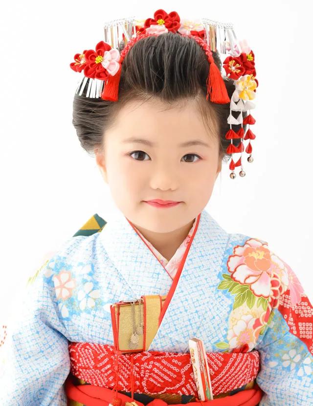 七五三写真の日本髪の髪飾りはどうする?可愛い髪飾りと選び方を紹介14