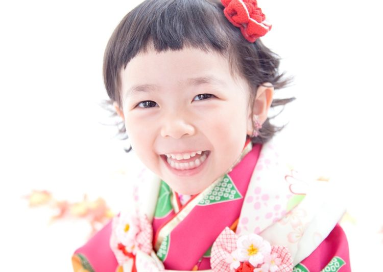【3歳・7歳】七五三写真でかわいい女の子のヘアスタイルまとめ13