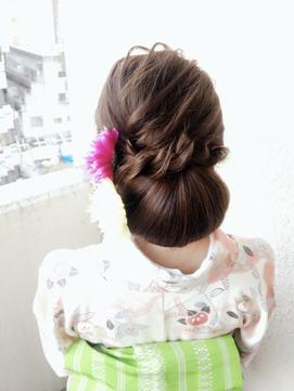 【3歳・7歳】七五三写真でかわいい女の子のヘアスタイルまとめ9