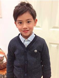 【3歳・5歳】男の子の七五三写真ヘアまとめ!髪型の疑問も解消!6