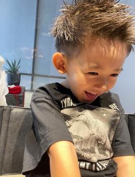 【3歳・5歳】男の子の七五三写真ヘアまとめ!髪型の疑問も解消!7
