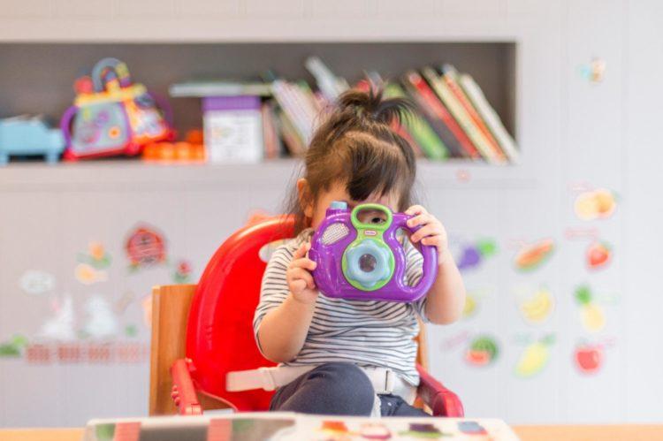 【七五三写真】3歳女の子のかわいい髪型とママでも簡単なお家でのセット方法1