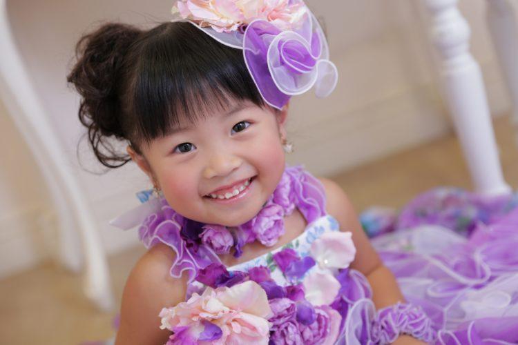 7歳女の子のおしゃれな七五三写真の髪型とセルフセット方法を長さ別に紹介10