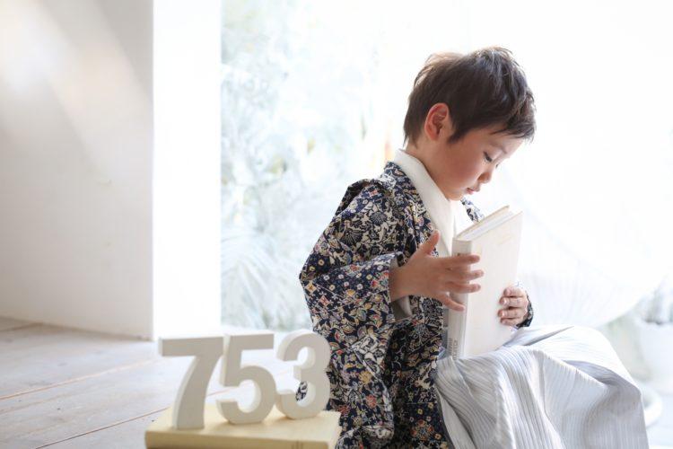 3歳男の子の七五三写真の髪型は?かっこいい髪型と安心なワックスを紹介4