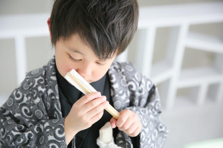3歳男の子の七五三写真の髪型は?かっこいい髪型と安心なワックスを紹介2
