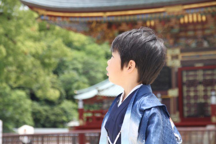 3歳男の子の七五三写真の髪型は?かっこいい髪型と安心なワックスを紹介3