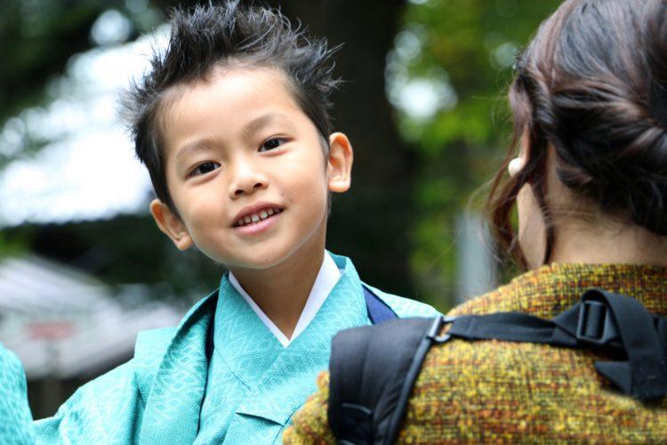 3歳男の子の七五三写真の髪型は?かっこいい髪型と安心なワックスを紹介5