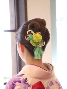 ロングの卒業袴写真におすすめの髪型とセルフセットのやり方&アレンジ6