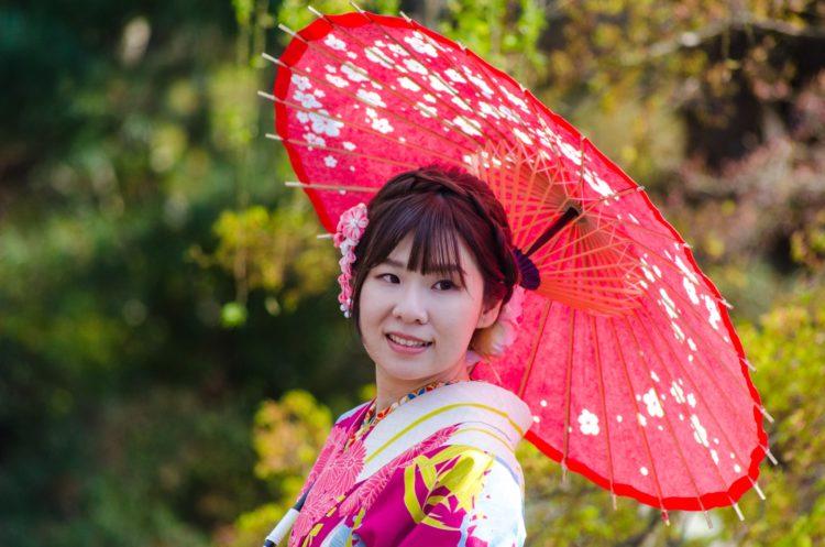 ロングの卒業袴写真におすすめの髪型とセルフセットのやり方&アレンジ7