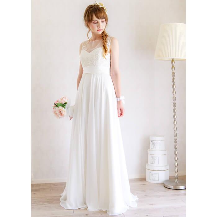 フォトウェディングの花嫁ドレス|形・色・ブランド・体型・年代別の選び方31