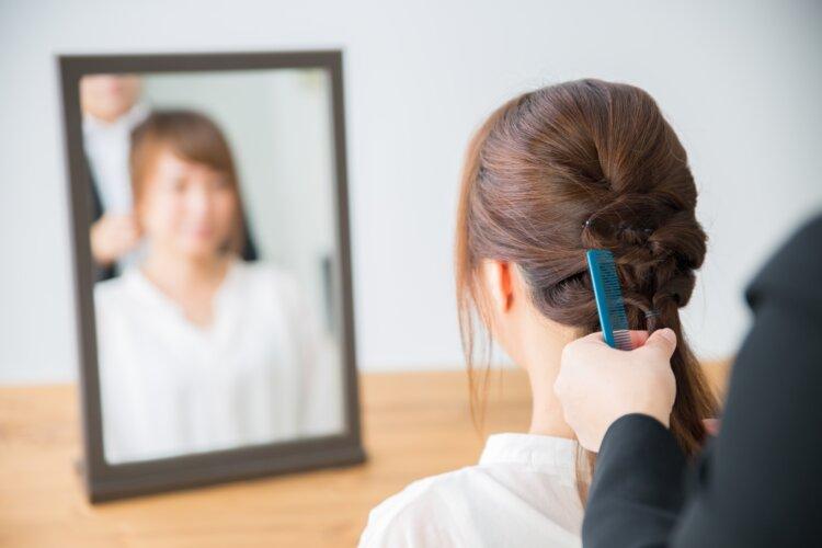 【七五三写真】パパママの人気の髪型まとめ!セットはプロに任せたら?14