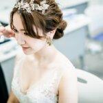花嫁は前髪あり?前髪なし?フォトウェディングの前髪スタイルを厳選!