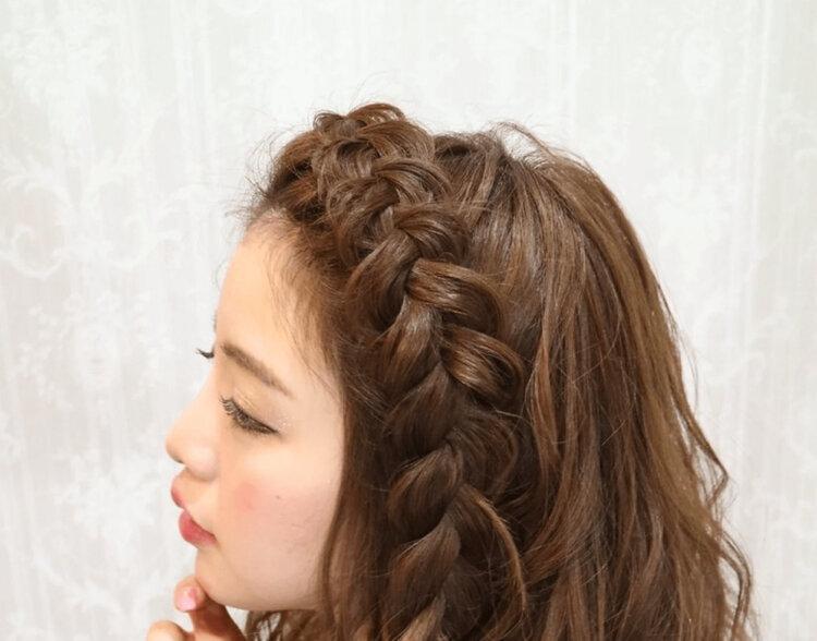 花嫁は前髪あり?前髪なし?フォトウェディングの前髪スタイルを厳選!11
