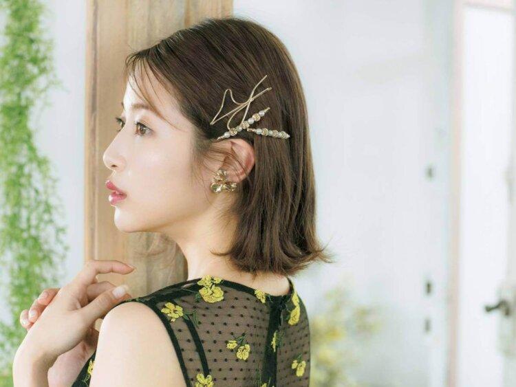 【花嫁】フォトウェディングで人気の髪型まとめ | 髪の長さ・衣装から選ぶ8