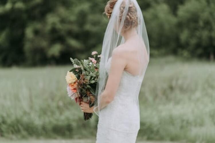 花嫁は前髪あり?前髪なし?フォトウェディングの前髪スタイルを厳選!14