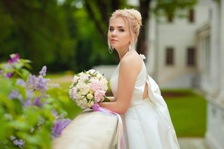 花嫁は前髪あり?前髪なし?フォトウェディングの前髪スタイルを厳選!13