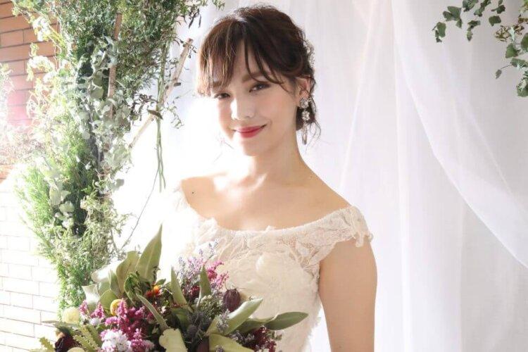 花嫁は前髪あり?前髪なし?フォトウェディングの前髪スタイルを厳選!3