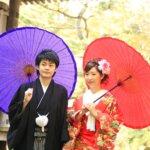 【長さ別】和装の花嫁に人気のフォトウェディングの髪型カタログ