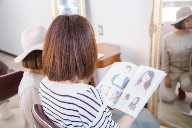 宣材写真オーディション写真向けヘアカタログ!前髪や注意点も解説