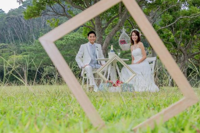 写真写りが悪いからフォトウェディングが嫌!花嫁の写りUPの基本・ポーズを紹介15