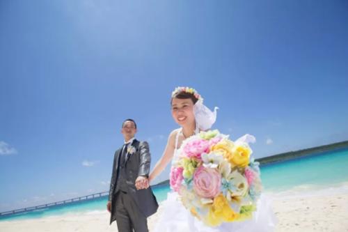 写真写りが悪いからフォトウェディングが嫌!花嫁の写りUPの基本・ポーズを紹介4