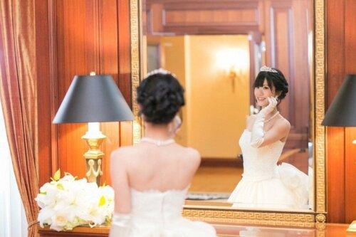 写真写りが悪いからフォトウェディングが嫌!花嫁の写りUPの基本・ポーズを紹介9