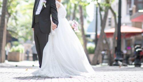 写真写りが悪いからフォトウェディングが嫌!花嫁の写りUPの基本・ポーズを紹介3