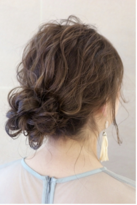 振袖×ボブなら髪型は?成人式写真で後悔しない髪型カタログ5