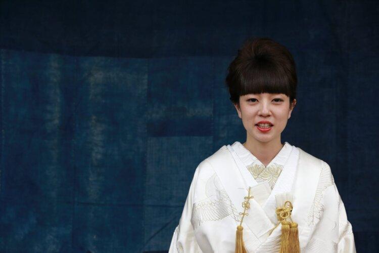 白無垢でフォトウェディングなら髪型は?伝統的なスタイルとセルフセット可な髪型を紹介10