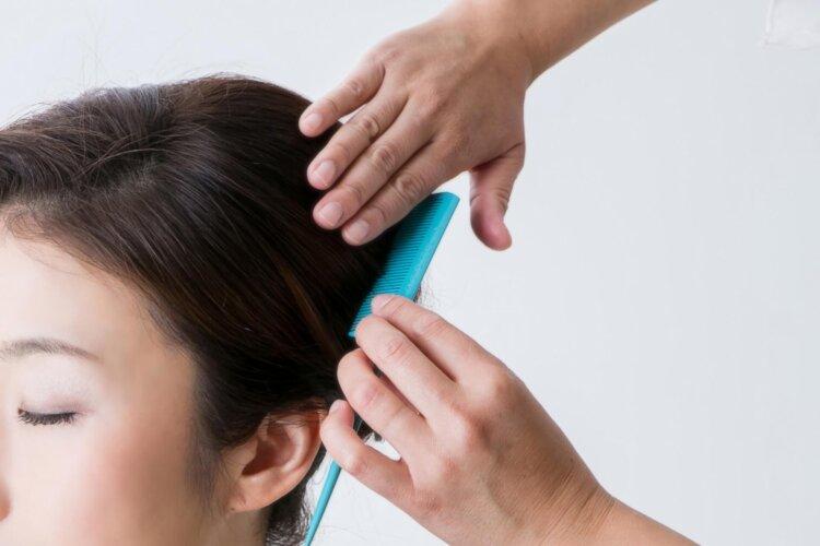 白無垢でフォトウェディングなら髪型は?伝統的なスタイルとセルフセット可な髪型を紹介7