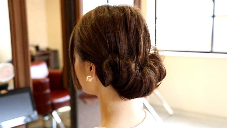 白無垢でフォトウェディングなら髪型は?伝統的なスタイルとセルフセット可な髪型を紹介17