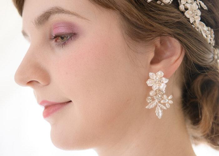 フォトウェディングの花嫁のアクセサリーを選ぶ4つのポイント&デザインまとめ16