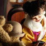七五三写真の髪型は三つ編みで可愛く!お家で簡単セット方法を紹介