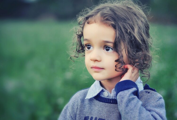 七五三写真の髪型は三つ編みで可愛く!お家で簡単セット方法を紹介6
