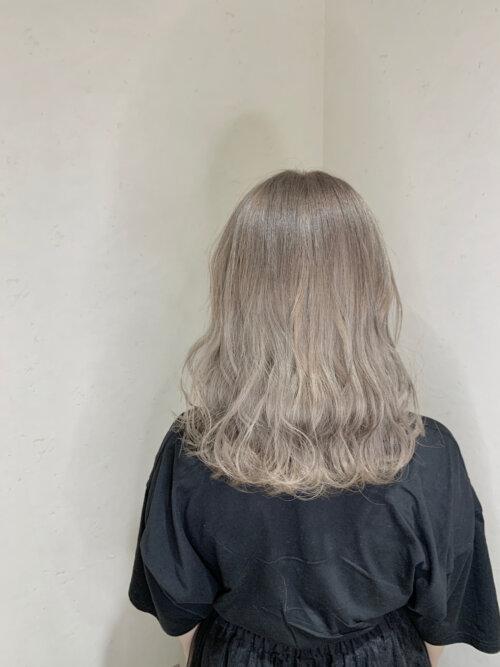 成人式写真の髪色は振袖の色から選ぶ!青赤緑白の振袖におすすめの髪色とは13
