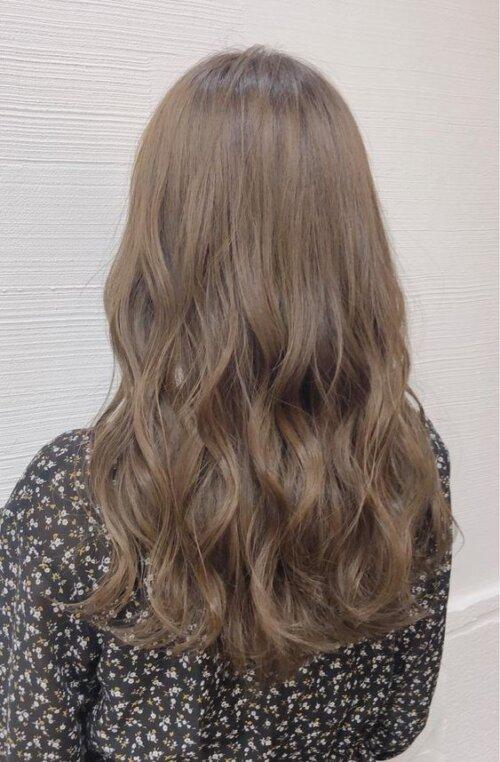 成人式写真の髪色は振袖の色から選ぶ!青赤緑白の振袖におすすめの髪色とは22