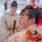 3歳の七五三写真の日本髪!桃割れと現代風の日本髪のセット方法を紹介