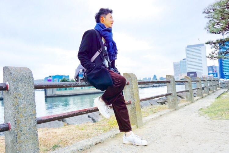 【男子】卒業袴写真の前髪スタイル4選&セルフセット方法を紹介