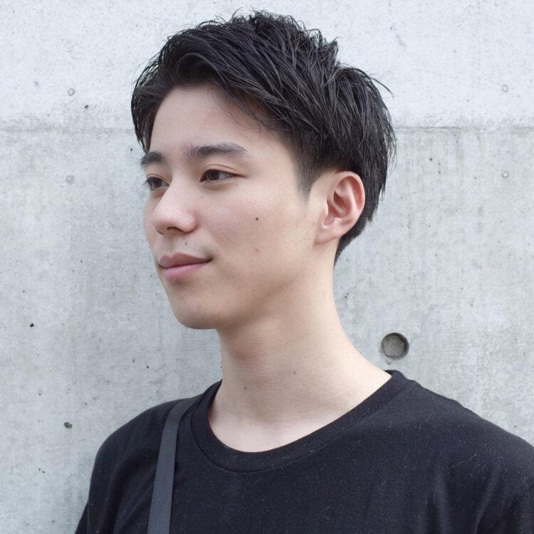 【男子】卒業袴写真がキマる髪型4つを厳選!セット方法も紹介8