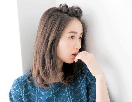 【女子】卒業袴の写真の「前髪」はどうする?アレンジ方法と前髪の疑問を解消9