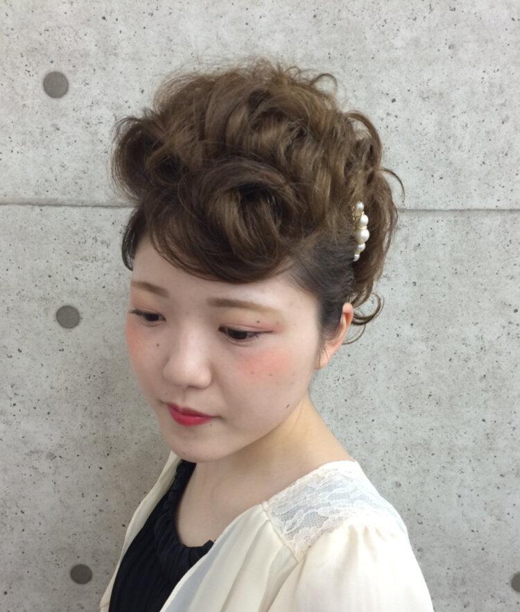 【女子】卒業袴の写真の「前髪」はどうする?アレンジ方法と前髪の疑問を解消11