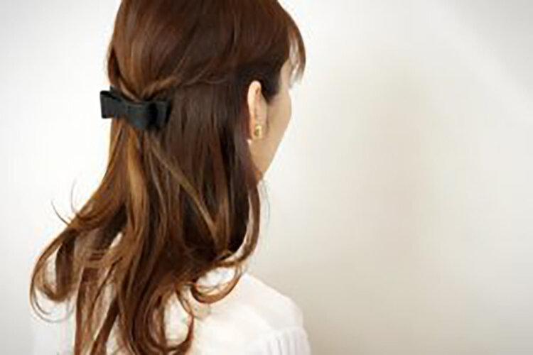 自分でできる!七五三写真のママの髪型を服装・長さ別にご紹介12
