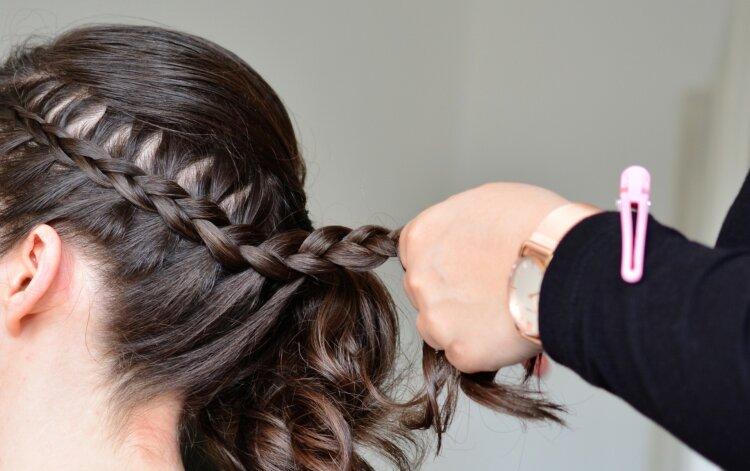 自分でできる!七五三写真のママの髪型を服装・長さ別にご紹介15