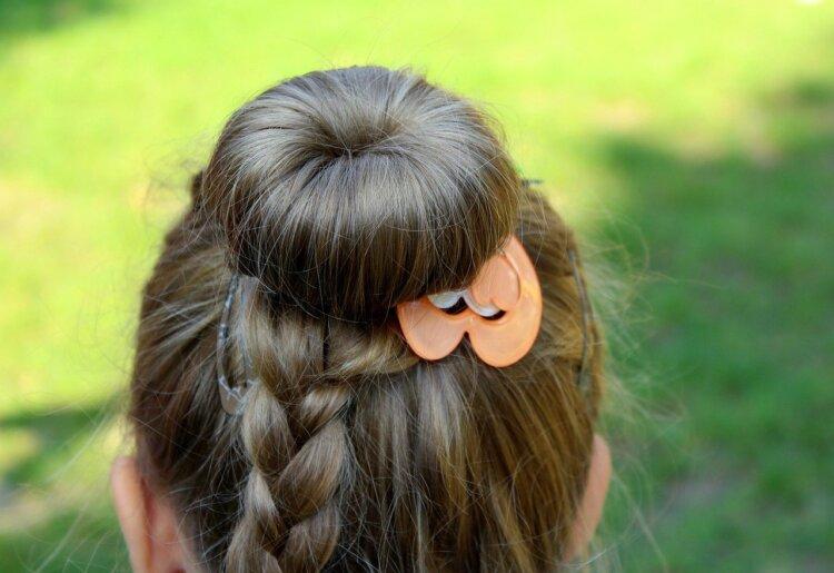 【女子】卒業袴の写真の「前髪」はどうする?アレンジ方法と前髪の疑問を解消12
