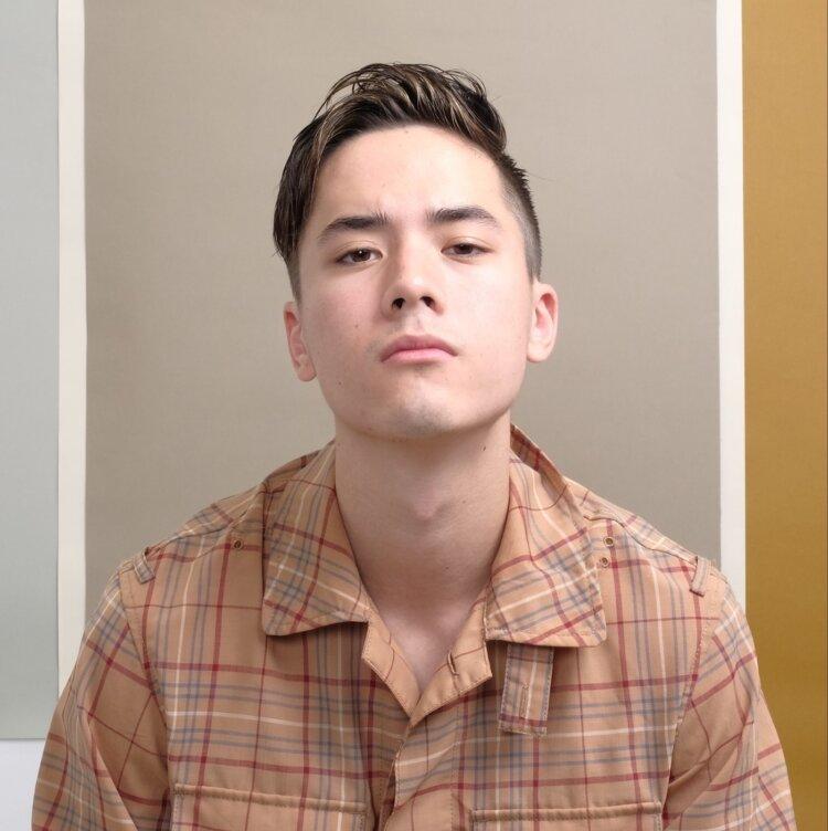【男子】卒業袴写真の前髪スタイル4選&セルフセット方法を紹介7