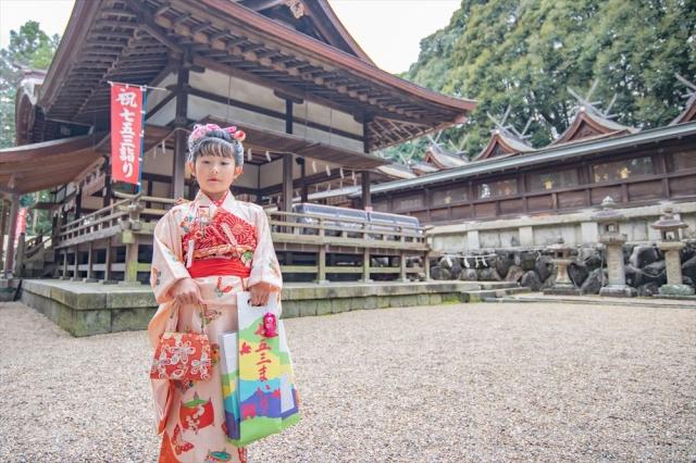 7歳の七五三写真はお姉さん風日本髪できまり!セット方法や髪飾りを紹介2