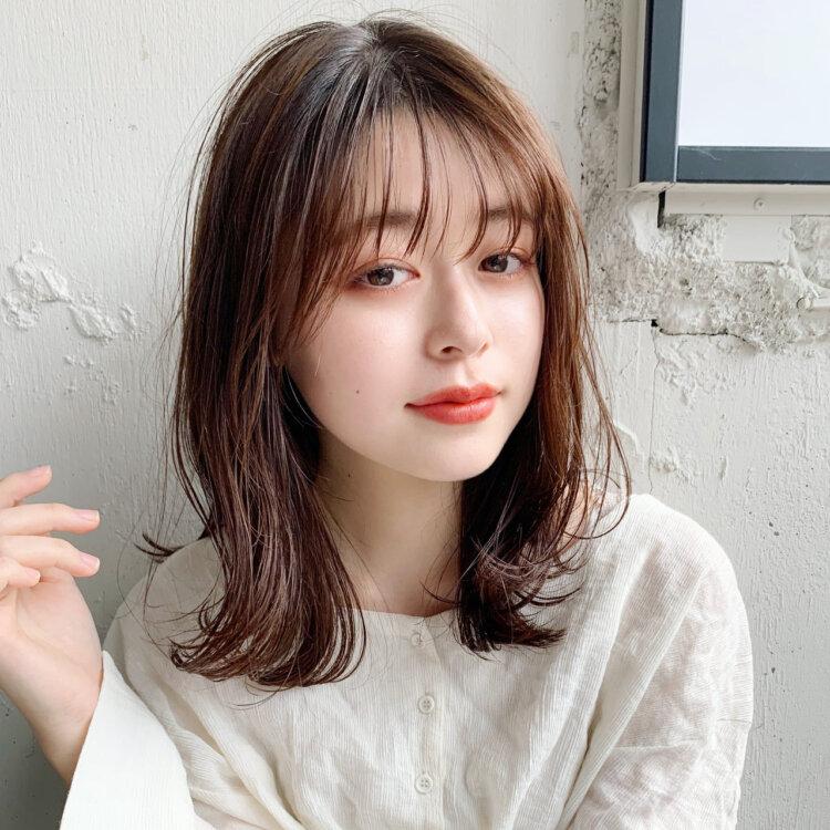 【女子】卒業袴の写真の「前髪」はどうする?アレンジ方法と前髪の疑問を解消6