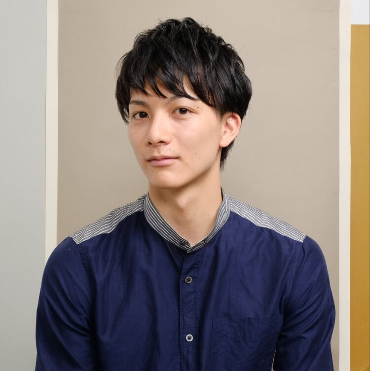 【男子】卒業袴写真の前髪スタイル4選&セルフセット方法を紹介5