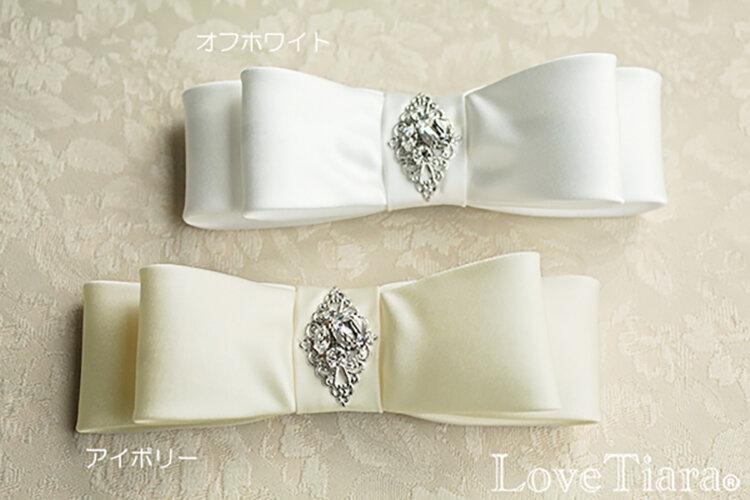 花嫁に人気の髪飾りをフォトウェディングを中心にご紹介!16